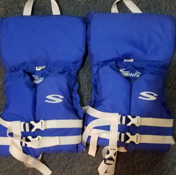 Other - Two infant life vest